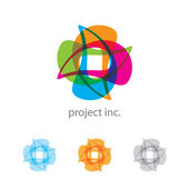 Project-inc — Stock Vector