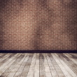 Vintage room background — Stock Photo #5792239