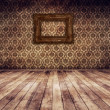 Vintage room background — Stock Photo #5792240