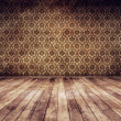 Vintage room background — Stock Photo #5792545
