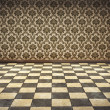 Vintage room background — Stock Photo #6251983