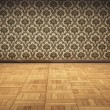 Vintage room background — Stock Photo #6251991