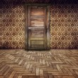 Vintage room background — Stock Photo #6392474