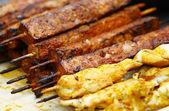 Carne de barbacoa — Foto de Stock