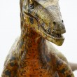 Stock Photo: Deinonychus dinosaur