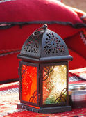Arabia lantern — Stock Photo