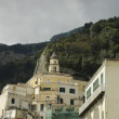 Amalfi cityscape — Stock Photo