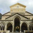 Amalfi cathedral — Stock Photo