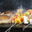 barbecue meals — Stock Photo