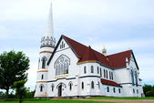 St. Mary's Church in Indian River — Stock Photo