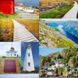 Stock Photo: Newfoundland - Picture Collage
