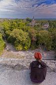 Tikal Ruins — Stock Photo