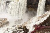 Niagara Falls — 图库照片