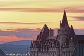 Chateau Laurier — Stock Photo