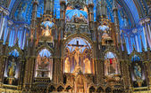Montreal Notre-Dame Basilica — Stock Photo