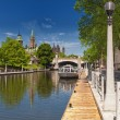 Rideau Canal — Stock Photo