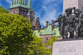 Ottawa National War Memorial — Stock Photo