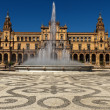Plazde Espana — Stock Photo #6042263