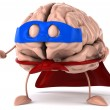 Super brain — Stock Photo #5401278