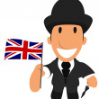 Stock Photo: English gentleman