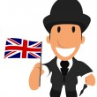 English gentleman — Stock Photo