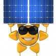 Solar panels — Stock Photo #5930137