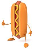 Hotdog — Stock Photo