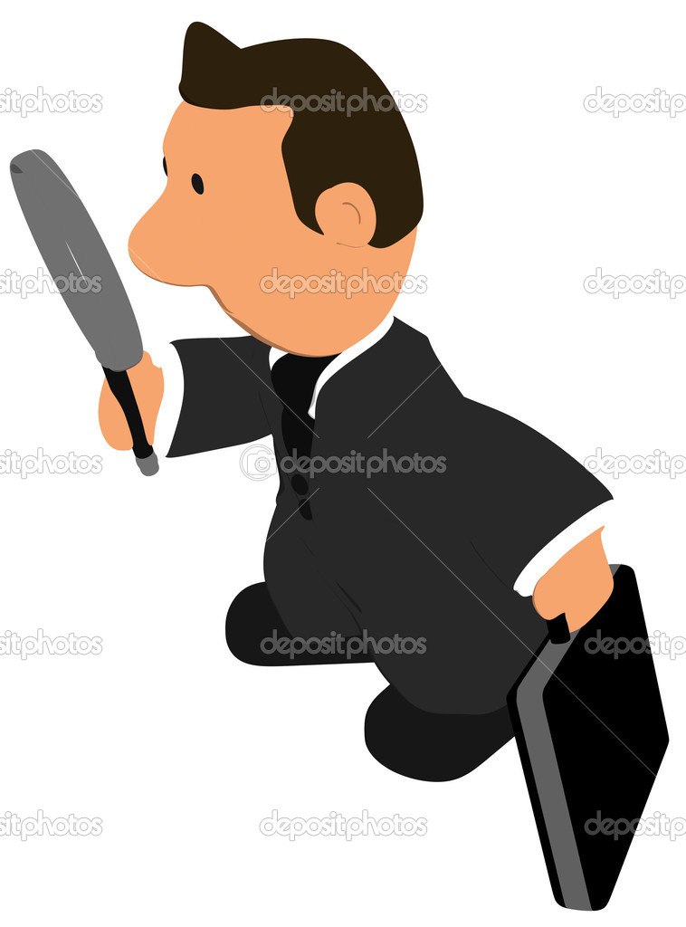 Businessman — Stock Photo #6184523