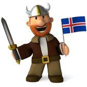 Vikingo sueco — Foto de Stock