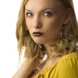 Young blond woman — Stock Photo #6267654