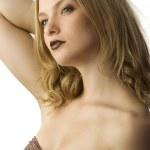 Blond portrait — Stock Photo #6267665