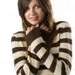 The line sweater — Stock Photo #6275455