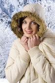 Zimní bunda — Stock fotografie