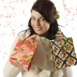 The christmas shopping — Stock Photo #6688393