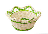 Empty basket — Stock Photo