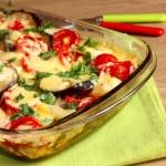 ������, ������: Vegetable casserole