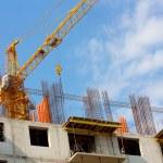 Construction site — Stock Photo #6644672