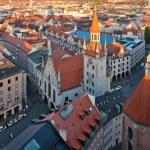 Old Munich city hall — Stock Photo #5458118