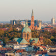 Munich Panorama — Stock Photo