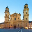 Foto Stock: Church in Munich