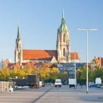 Church in Munich — Stock Photo #5631740