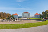 Nymphenburg paleis — Stockfoto
