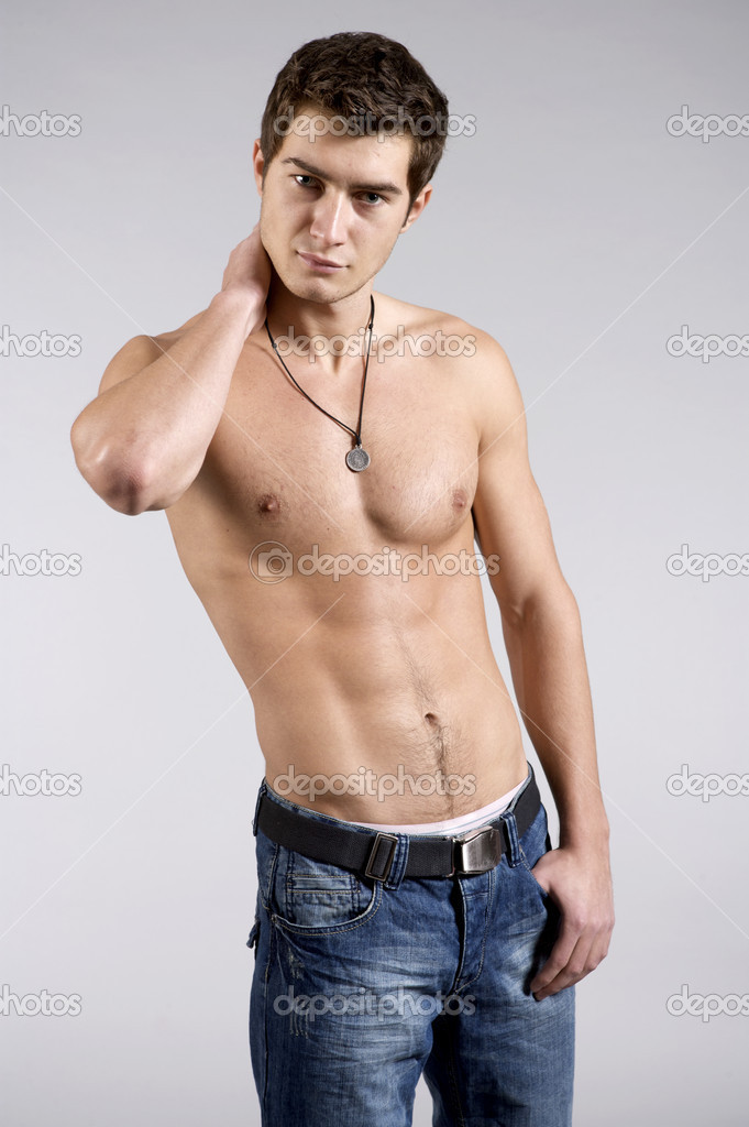 Young Male Models