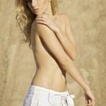 Topless girl — Stock Photo #6494145
