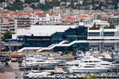 Palais des Festivals in Cannes — Stock Photo