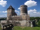 Castle in Bedzin — Stock Photo