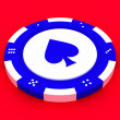 Постер, плакат: Casino tokens