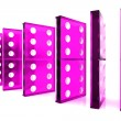 Stock Photo: Domino. 3d