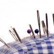 Stock Photo: Pin cushion