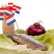 SOUSED HERRING — Stock Photo #6133428
